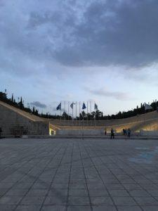 アテネ・パナシナイコ競技場